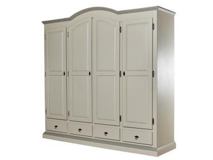Шкаф четырехдверный Ивала