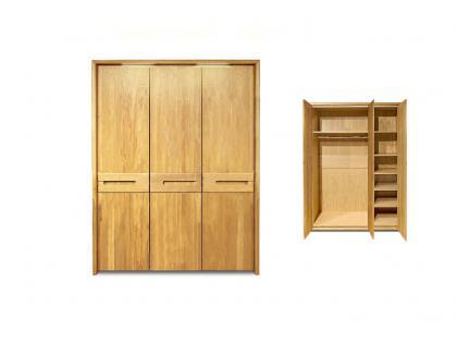 Шкаф 3-дверный Хедмарк