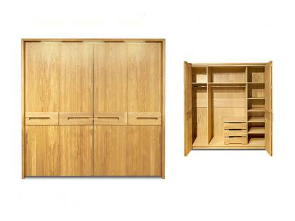 Шкаф 4-дверный Хедмарк