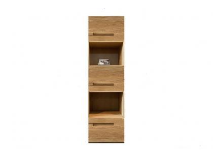 Шкаф книжный 1 секция Хедмарк