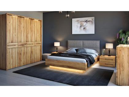 Спальня Амстердам - мягкая спинка