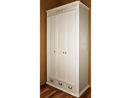Шкаф 3-х дверный Шамони