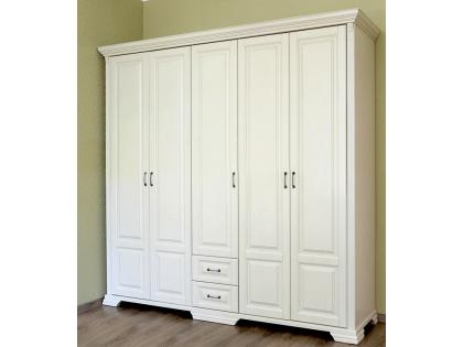 Шкаф 5-ти дверный Кампания