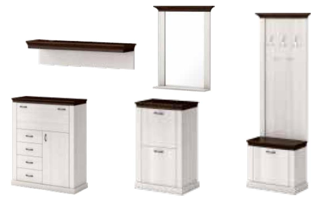 Мебель прихожей Лавенда