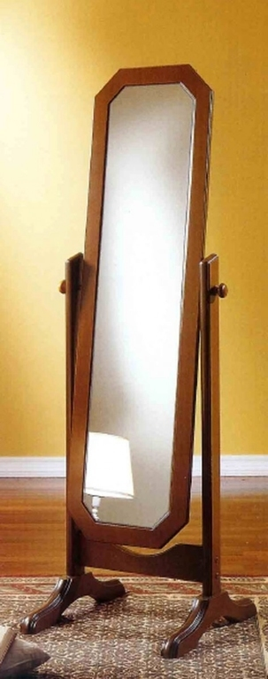 Зеркало Галимберти 925 напольное орех