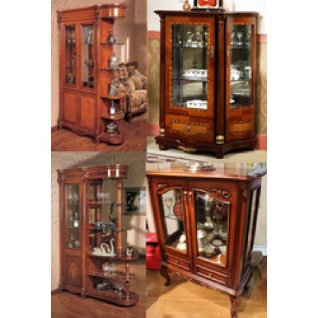 Винные шкафы и бары