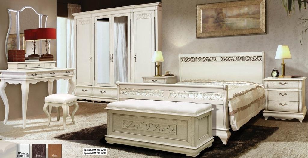 Мебель Оскар дубовая