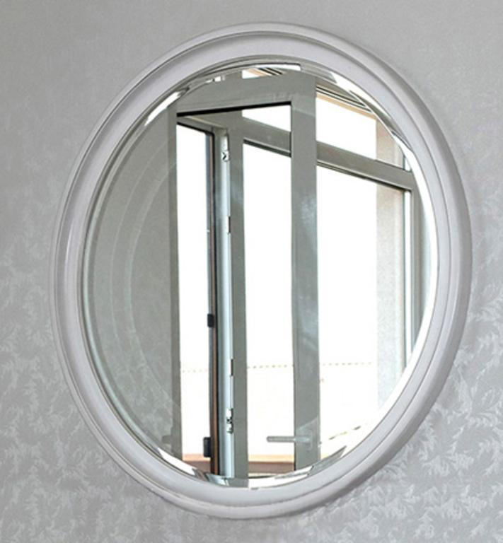 Круглое зеркало Корсика