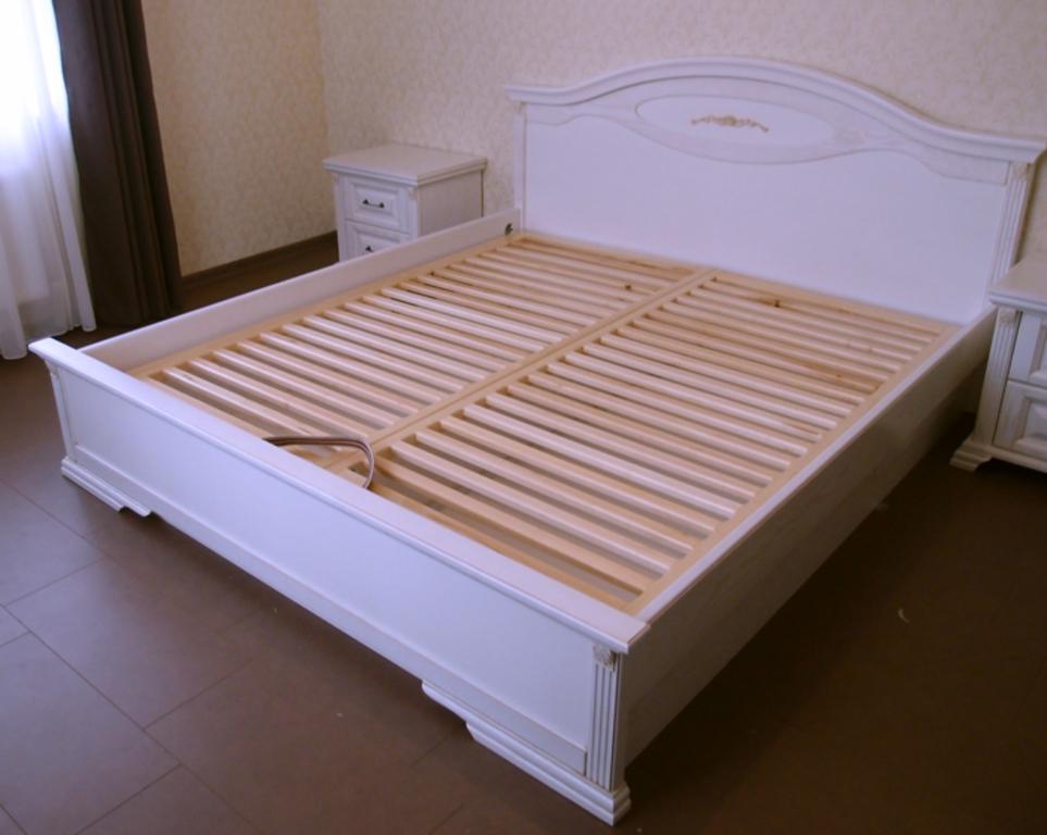 Мебель из ясеня Лаванда с тканью