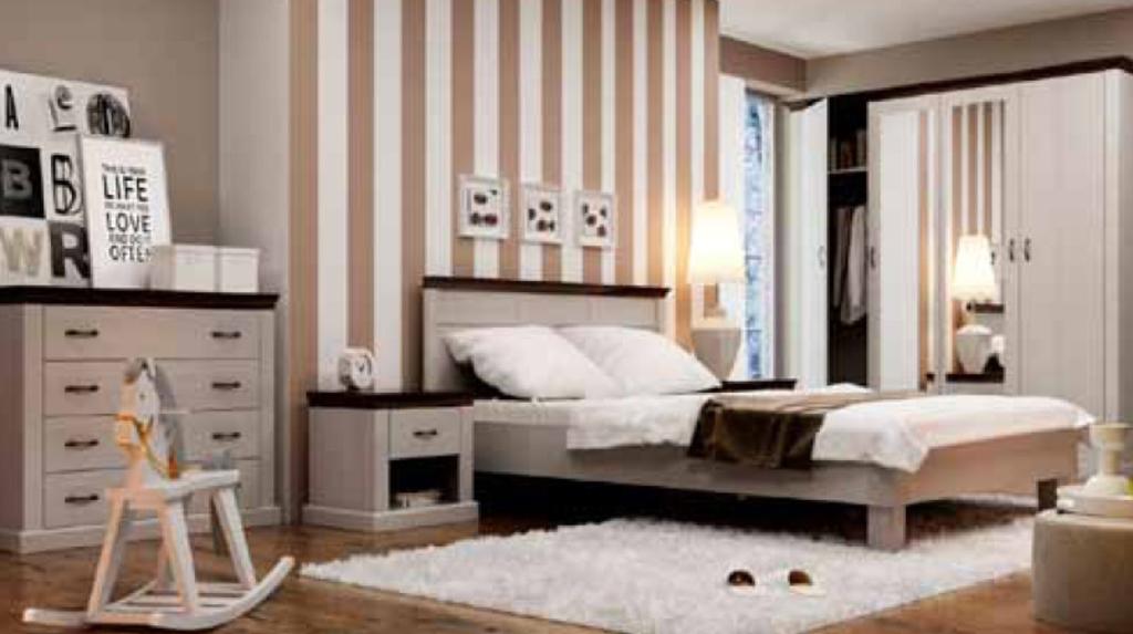 Спальня Лавенда