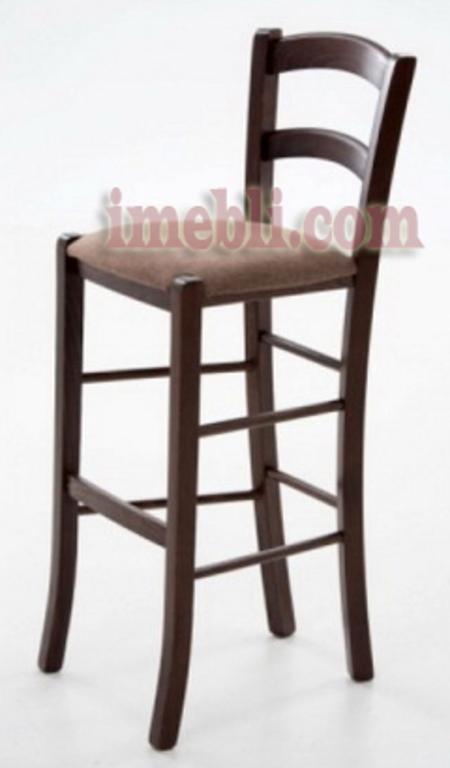 Барный стул Тесема орех