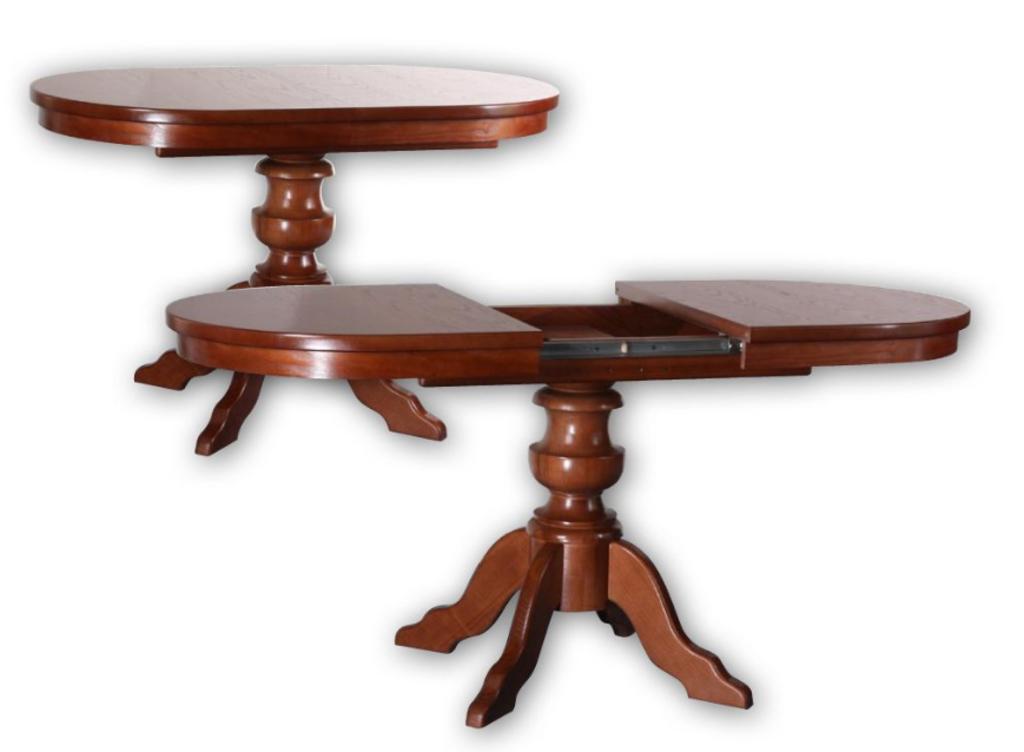 Стол деревянный раскладной Rondo