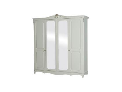 Шкаф 4х дверный Оливия