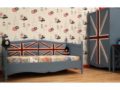 Мебель Ливерпуль в британском стиле