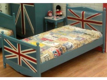 Кровать Ливерпуль