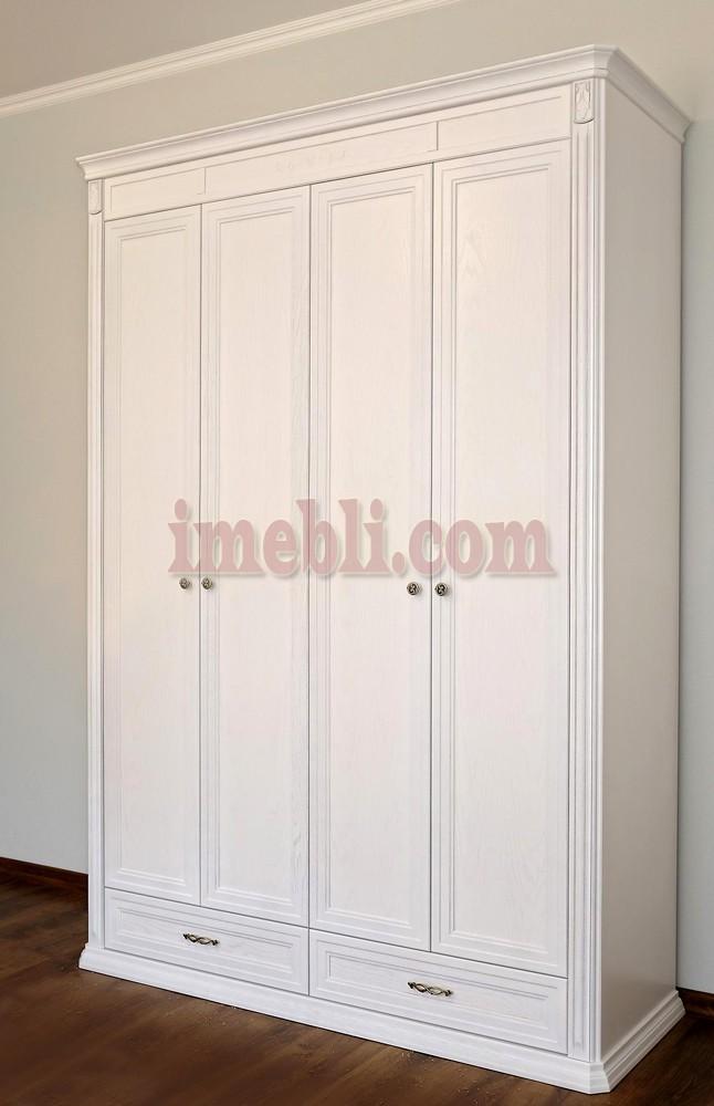 шкаф 4 х дверный шамони
