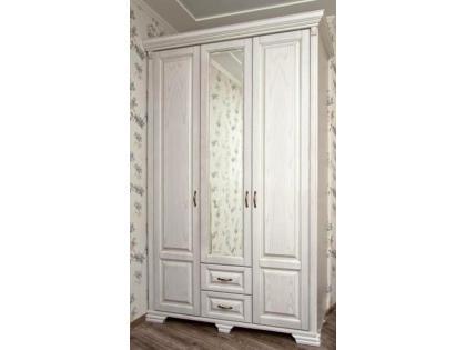Шкаф 3-х дверный Кампания