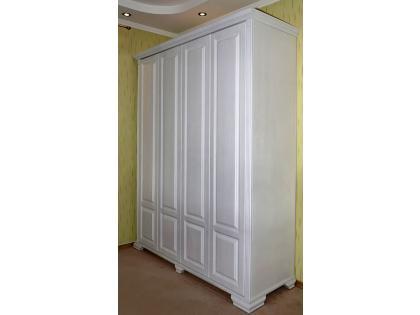 Шкаф 4-х дверный Кампания