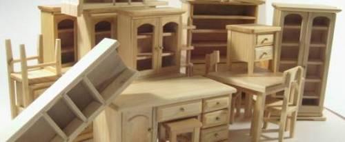Деревянная мебель или пластмасса?